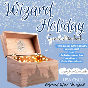 Wizard Holiday Pre-Order box!