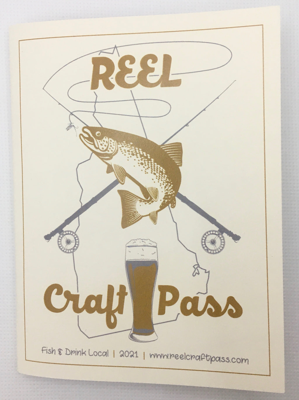 Wisconsin Reel Craft Pass (Expansion Pack 50 Breweries)