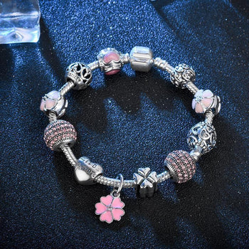 Bracelet Charms antique