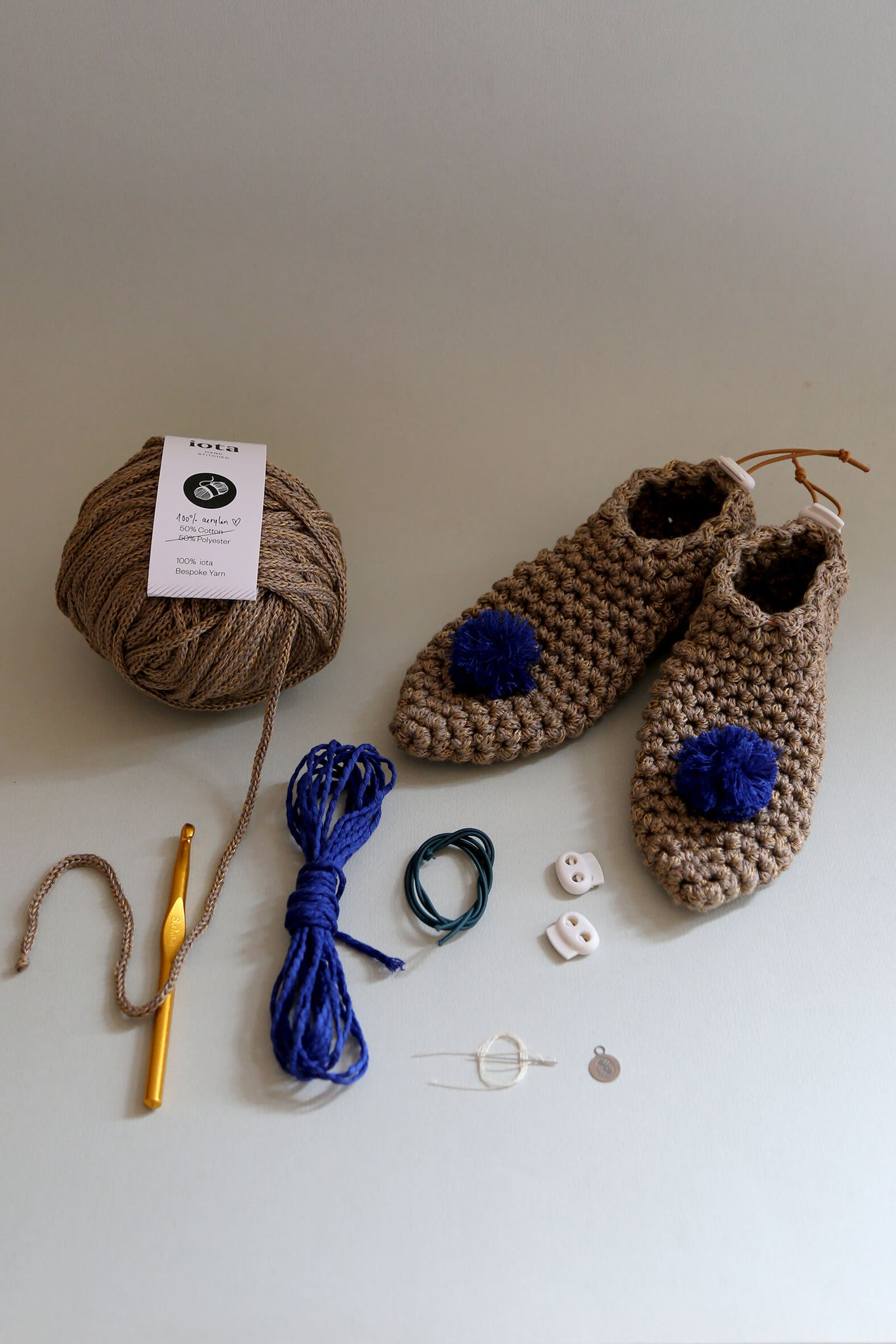 Moroccan Slippers Kit