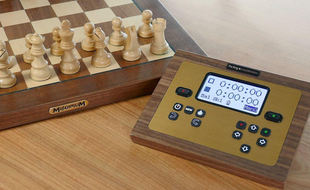 Chess Computer MILLENNIUM The King Exclusive Chess960 Edition - chess24
