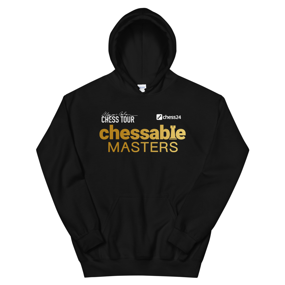 Chessable Masters Hoodie - chess24