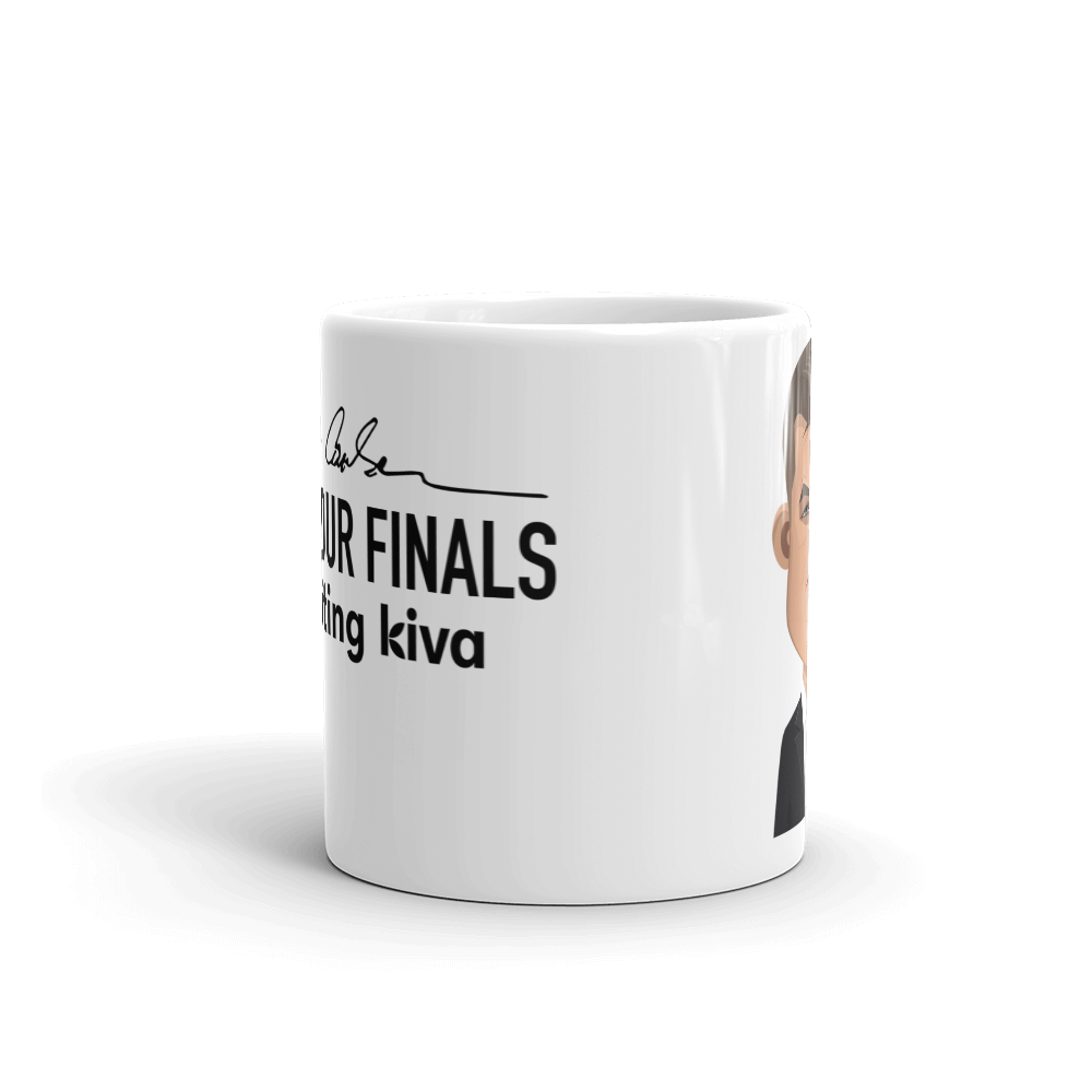 Magnus Carslen Chess Tour Finals Mug - chess24