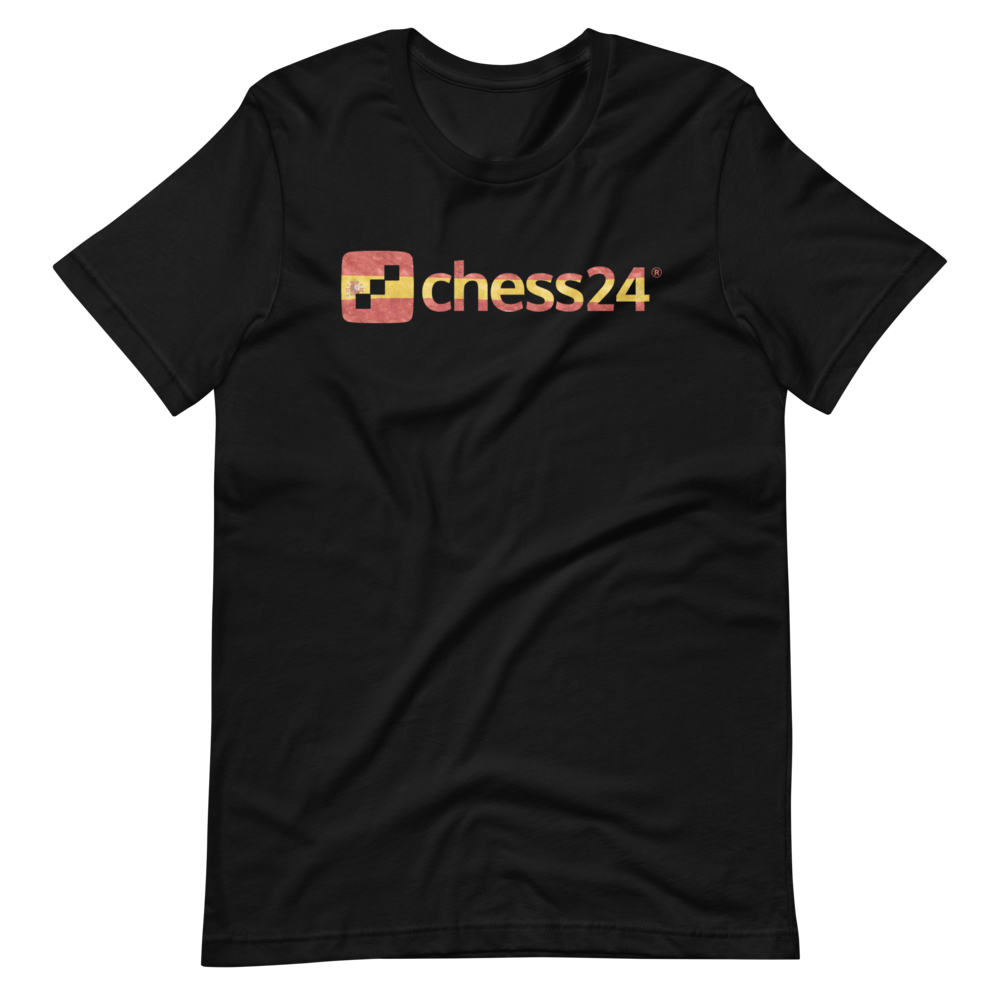 Chess24 /ES/ T-Shirt - chess24