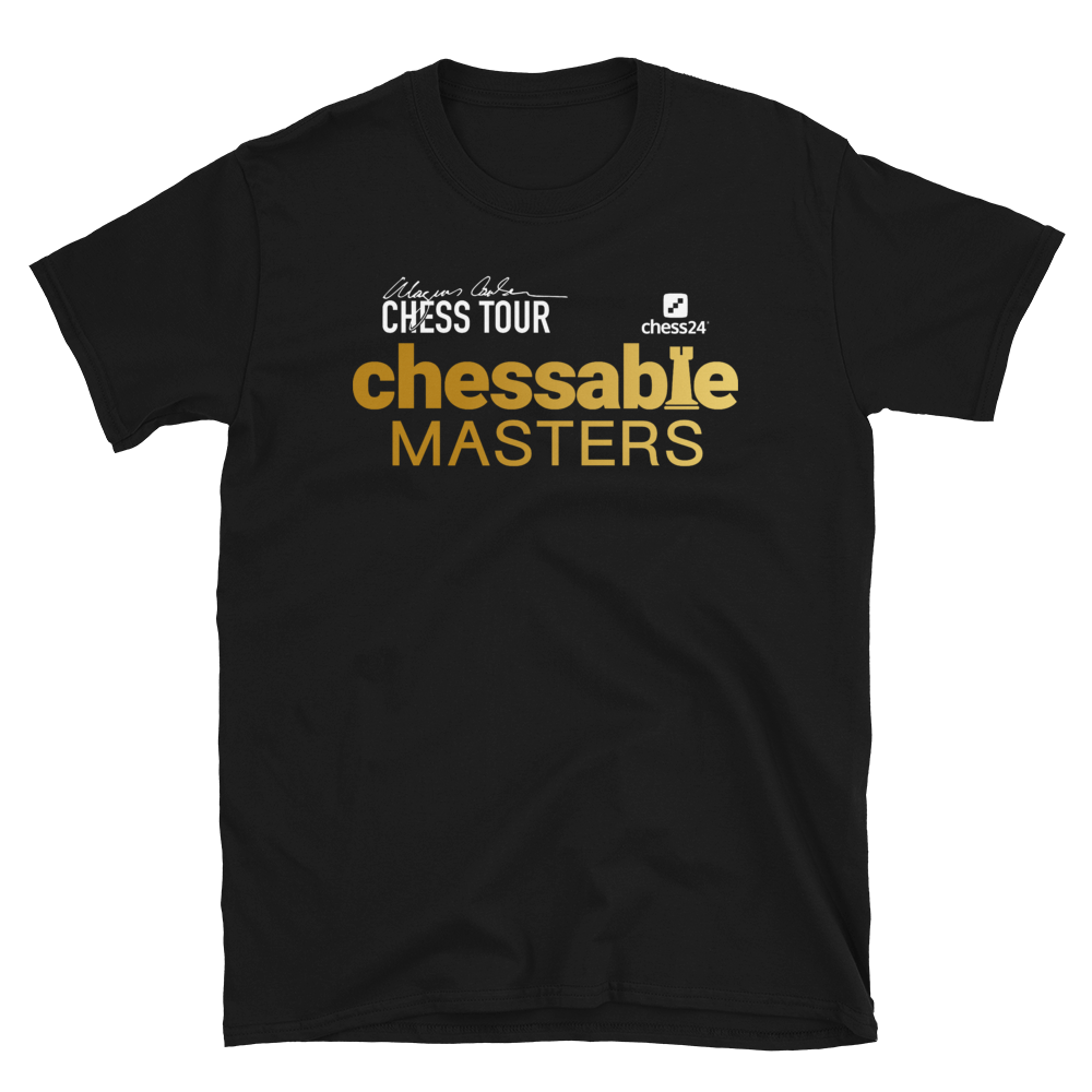 Chessable Masters Shirt - chess24