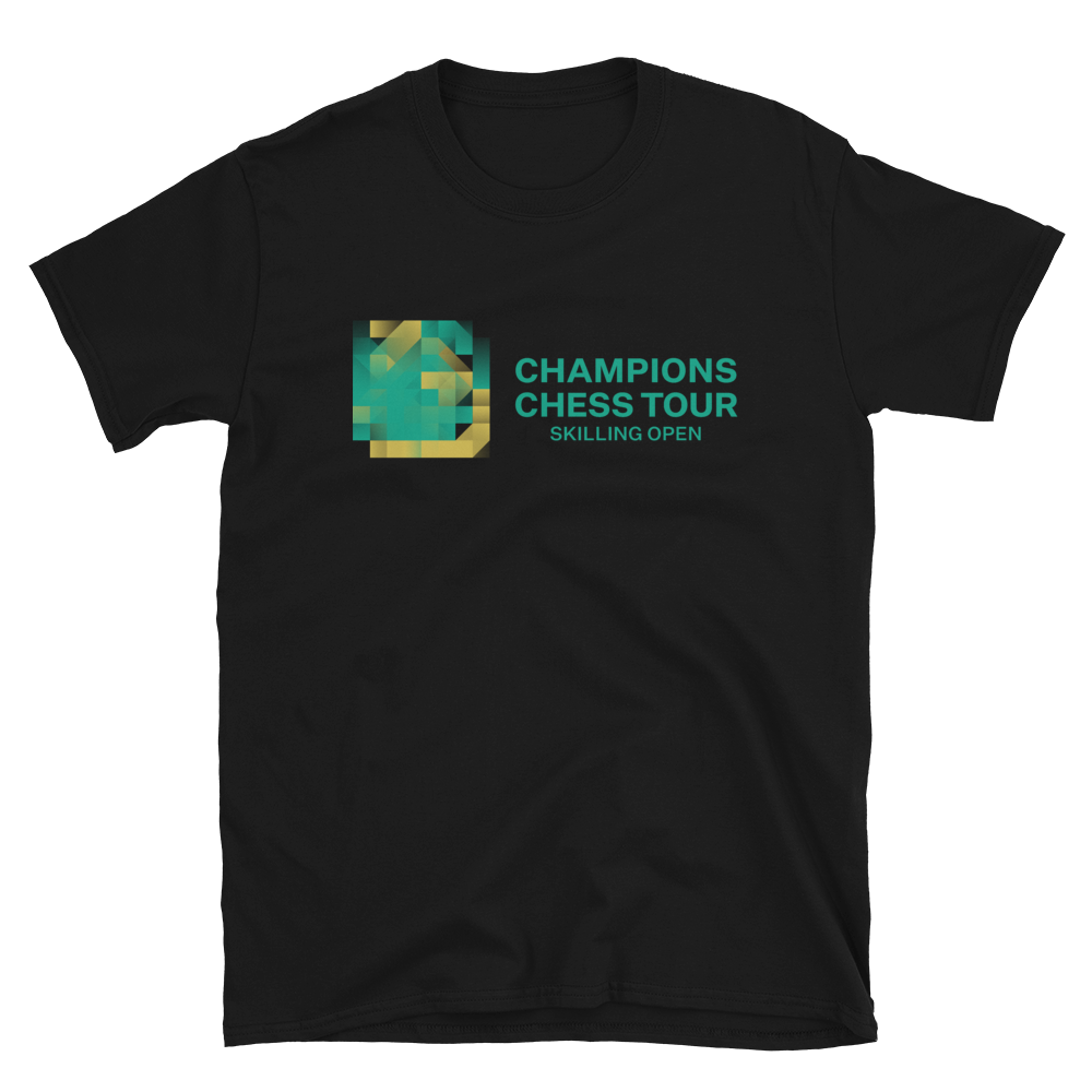 Skilling Open T-Shirt - chess24