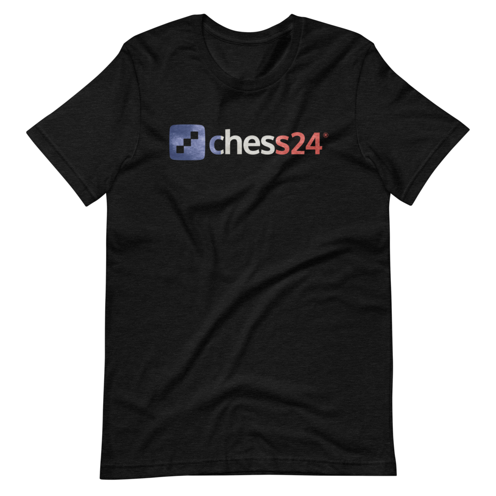 Chess24 /FR/ T-shirt - chess24
