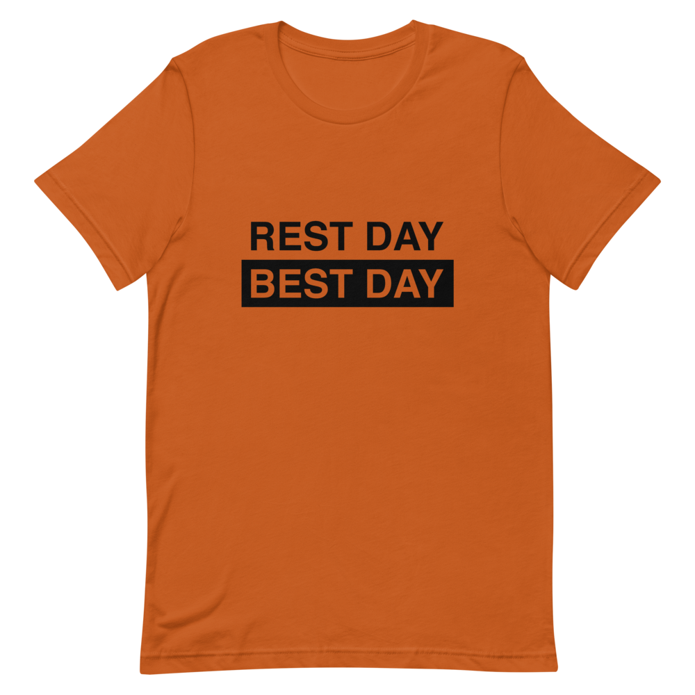 Rest Day T-Shirt - chess24