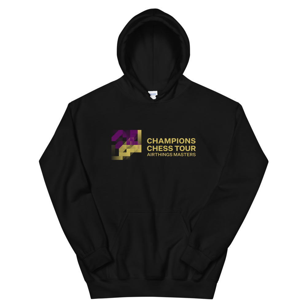 Airthings Masters Hoodie - chess24