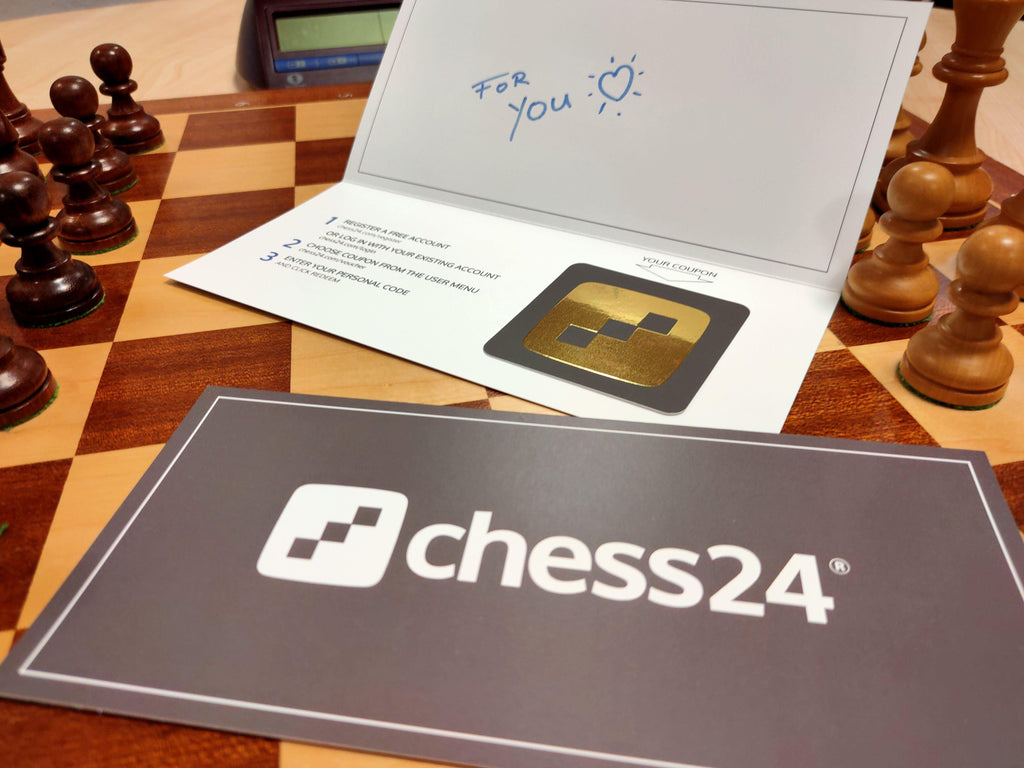 Premium Gift Card - chess24