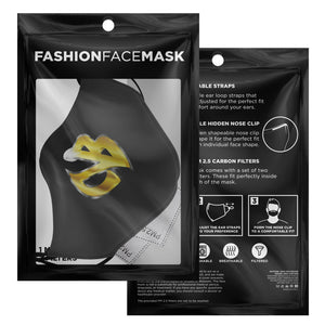 Normal Brandz Fashion Face Masks (Multi-Pack)-Fashion Face Mask - AOP-Normal Brandz