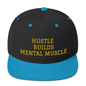 """Mental Muscle"" Classic Snapback-Normal Brandz"
