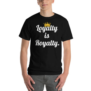 """Loyalty"" Short-Sleeve T-Shirt-Normal Brandz"