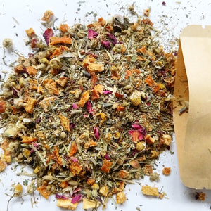 Hemp Flower Tea - Chicago Cannabis Company
