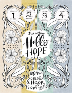 Digital Download // Hello Hope // VOL. 1, 2, 3 & 4
