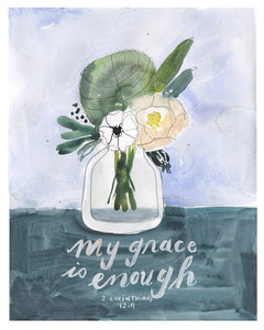 My Grace is Enough // Magnet