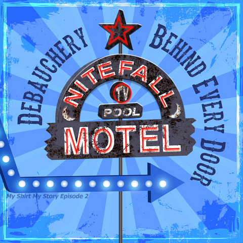 Nitefall Motel Art