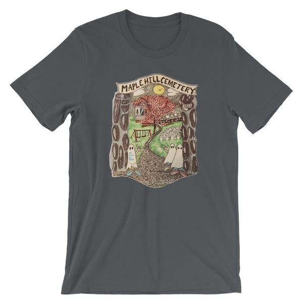 Episode 1 - Maple Hill Cemetery Short-Sleeve Unisex T-Shirt