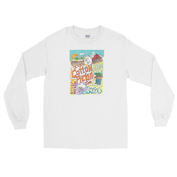 Episode 23 - Cotton Long Sleeve T-Shirt