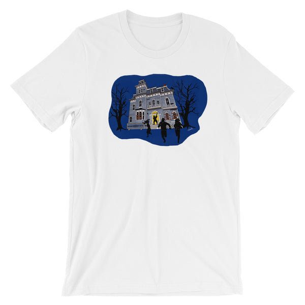 Episode 20 - Haunted House Short-Sleeve Unisex T-Shirt