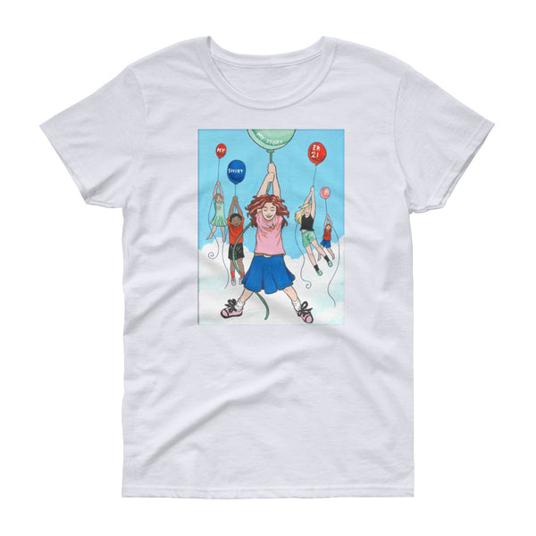 Episode 22 - Gasses Women's short sleeve t-shirt