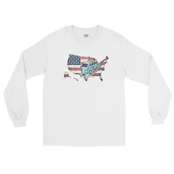 Episode 9 - Road Trip Long Sleeve T-Shirt