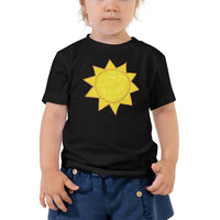 Sunshine Toddler Short Sleeve Tee