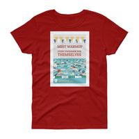 Episode 11 - Swimming Women's short sleeve t-shirt