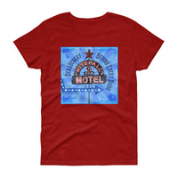 Episode 2 - Nitefall Motel Women's short sleeve t-shirt