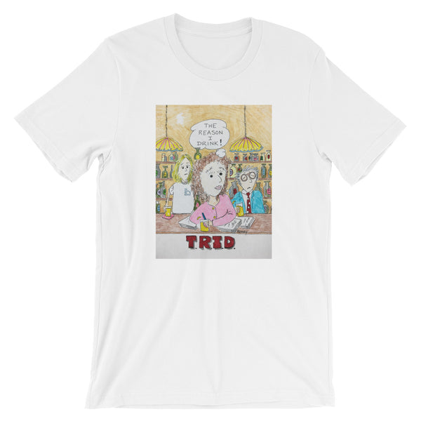 Episode 3 - The Workplace TRID Short-Sleeve Unisex T-Shirt