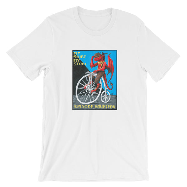 Episode 14 - Dragon Bike Short-Sleeve Unisex T-Shirt