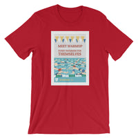 Episode 11 - Swimming Short-Sleeve Unisex T-Shirt