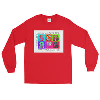 Episode 6 - The Red Work Chill Quilt Long Sleeve T-Shirt