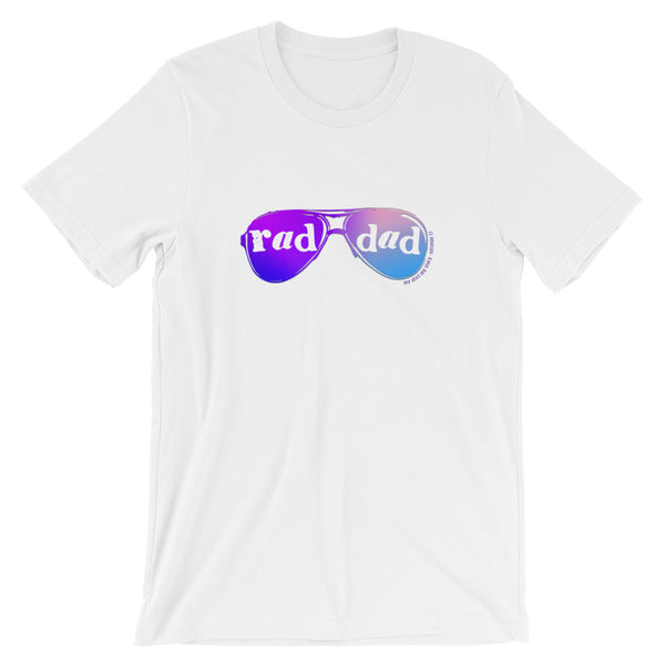 Episode 17 - Rad Dad Short-Sleeve Unisex T-Shirt