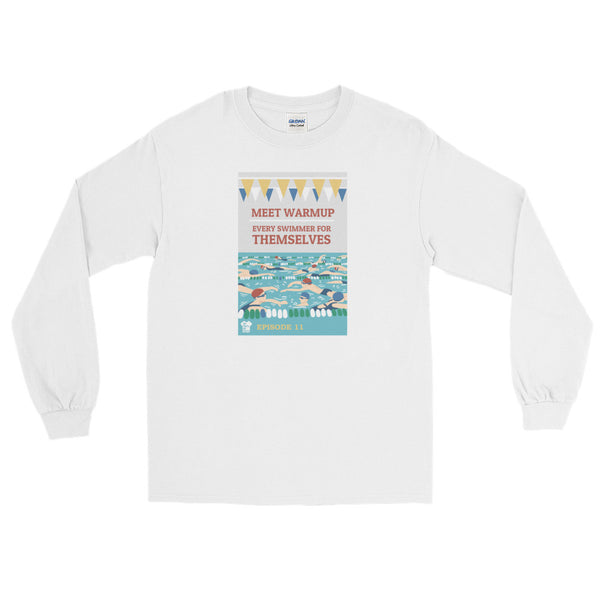 Episode 11 - Swimming Long Sleeve T-Shirt