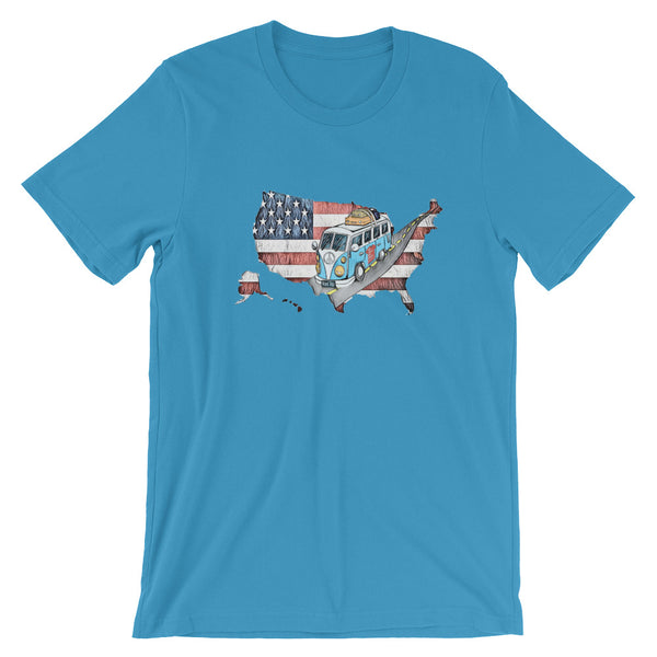 Episode 9 - Road Trip Short-Sleeve Unisex T-Shirt