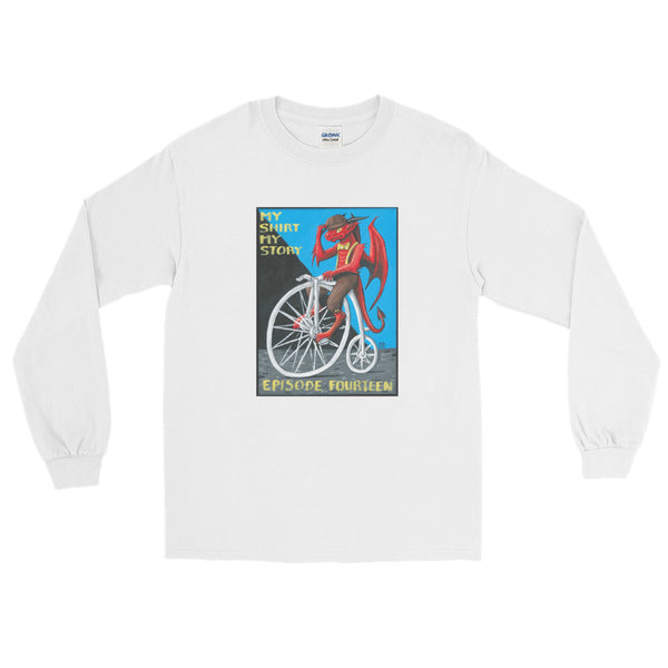 Episode 14 - Dragon Bike Long Sleeve T-Shirt