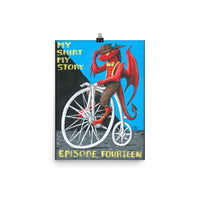 Episode 14 - Dragon Bike Poster