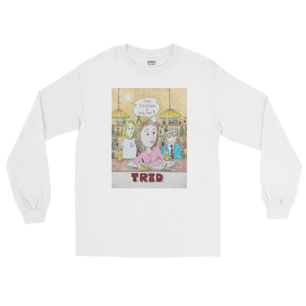 Episode 3 - The Workplace TRID Long Sleeve T-Shirt
