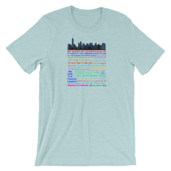 Episode 21  - Short-Sleeve Unisex T-Shirt