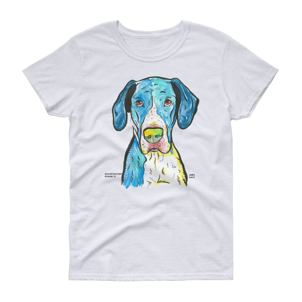 Episode 12 - Dogs Women's short sleeve t-shirt