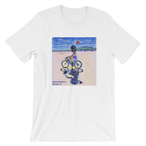 Episode 14 - Playa Bike Short-Sleeve Unisex T-Shirt