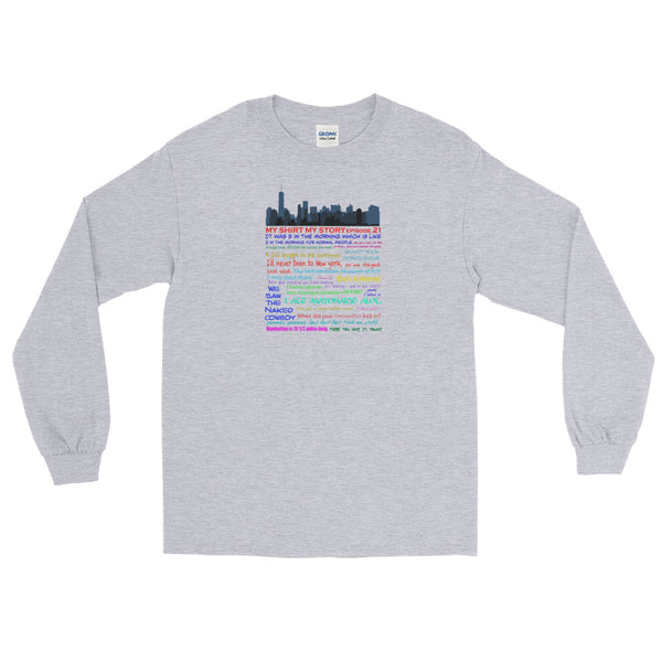 Episode 21 - New York Long Sleeve T-Shirt