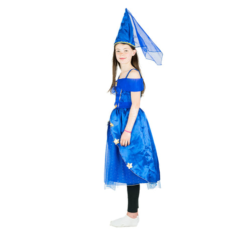 Blue Princess Costume