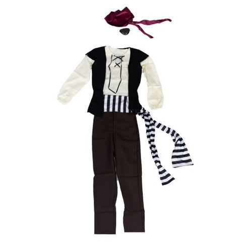 Swashbuckle Pirate Costume