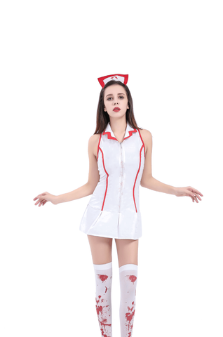 Women's Nurse Costume