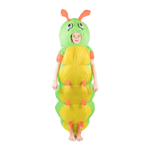 Kids Inflatable Caterpillar Costume