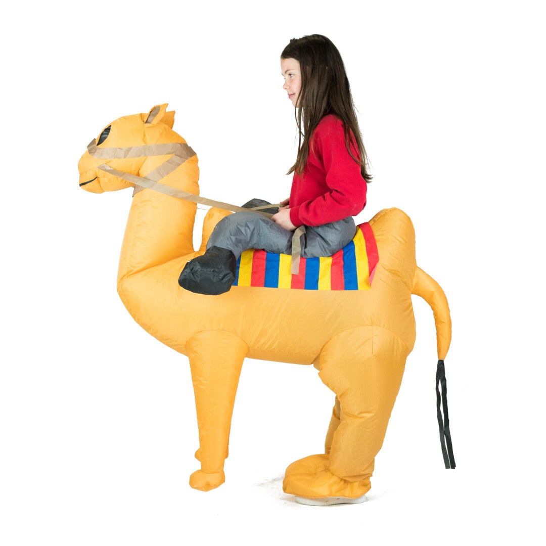 Kids Inflatable Camel Costume