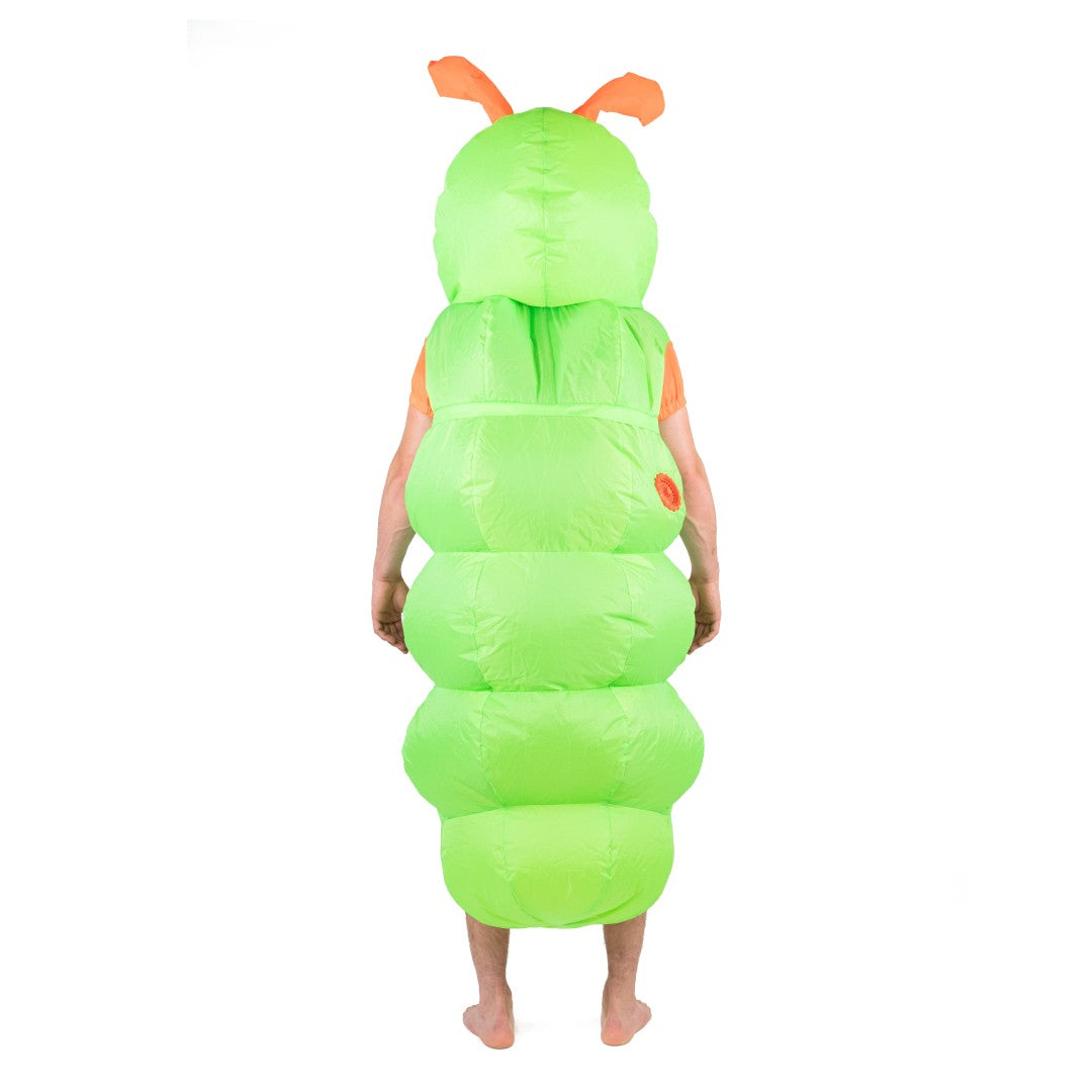 Inflatable Caterpillar Costume