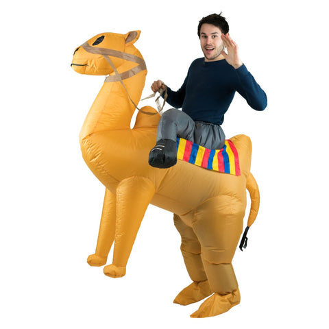 Inflatable Camel Costume
